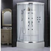 DreamLine SHJC-2140406-01 NIAGARA Jetted and Steam Shower