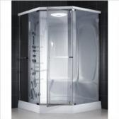 DreamLine SHJC-8151516-01 Neptune Steam Shower