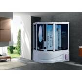 Gemini G165W Steam Shower Jacuzzi Combo