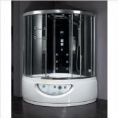 Ariel Bath Platinum Steam Shower With Tub